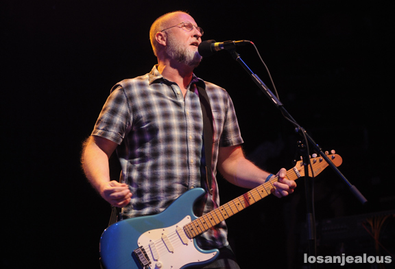 Photos: Bob Mould @ El Rey Theatre, October 30, 2012