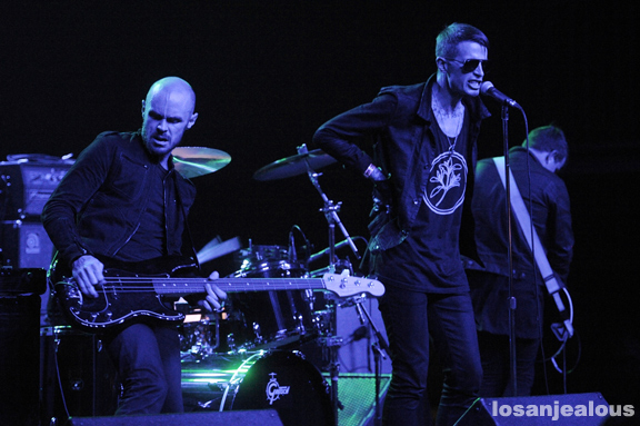 Photos: Cold Cave @ Fonda Theatre, November 3, 2012