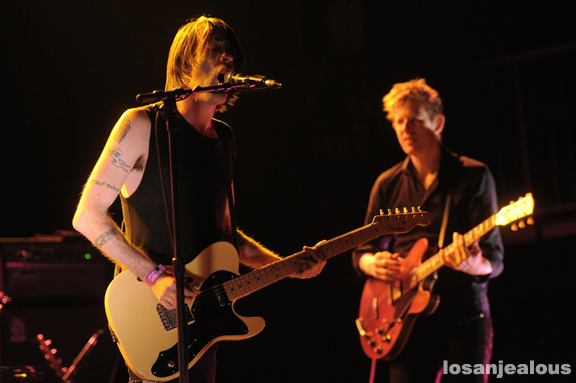 Photos: Divine Fits @ Fonda Theatre, November 3, 2012