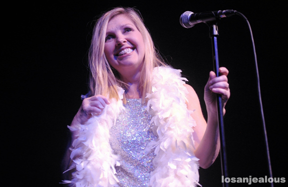 Photos: Saint Etienne @ The Fonda Theatre, November 2, 2012