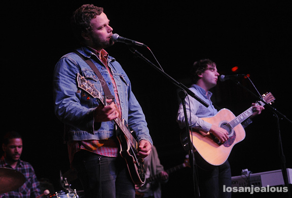 Photos: The Amazing @ Fonda Theatre, November 17, 2012