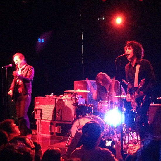 Words: Jon Spencer Blues Explosion @ El Rey Theatre