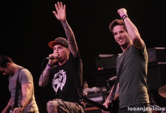 Photos: H20 @ Fonda Theatre, December 1, 2012