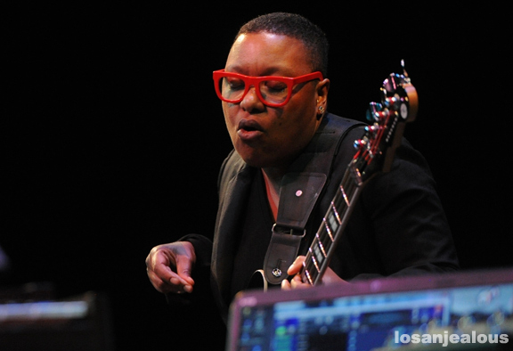 Photos: Meshell Ndegeocello @ UCLA Royce Hall, December 7, 2012