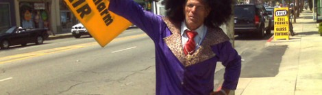 Craptastic Cell Phone Photo of the Week: Sign Twirlers Make The World Go Round