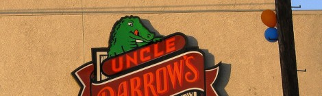 Uncle Darrow's--A Chat with Norwood Clarke, Chef Owner of the Westside Cajun Eatery