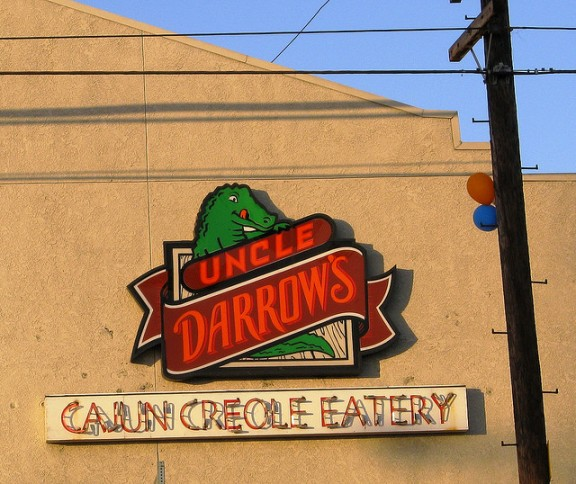 Uncle Darrow's–A Chat with Norwood Clarke, Chef Owner of the Westside Cajun Eatery