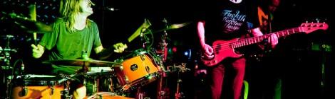 Taylor Hawkins & The Coattail Riders, Troubadour, April 20, 2010