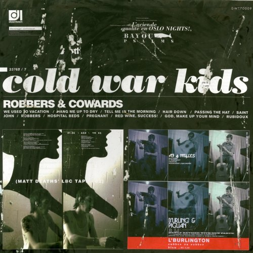Cold War Kids LA & NYC Ticket Presale & Contest