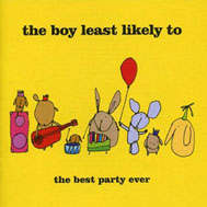 Win Tickets to Boy Least Likely To at The Roxy
