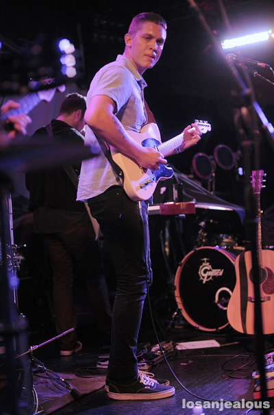 Photos: J. Thoven [HAWAI] @ Troubadour, November 19, 2012