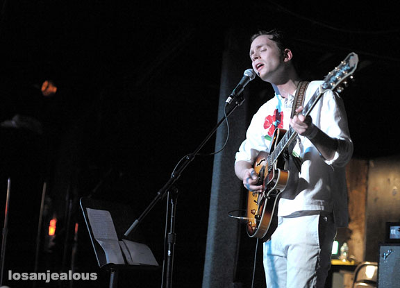 SXSW '08: Jens Lekman & White Williams