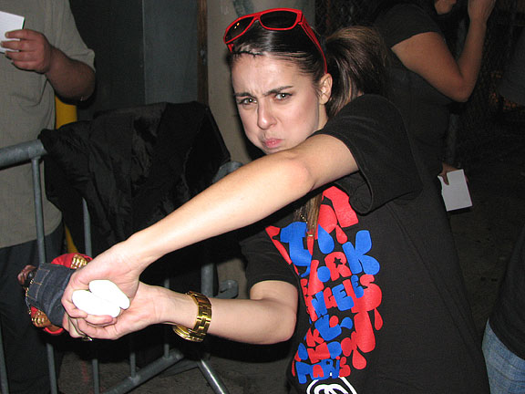 Mr T. Visitor Guide:  Why I Has A Beef Wif Lady Sovereign