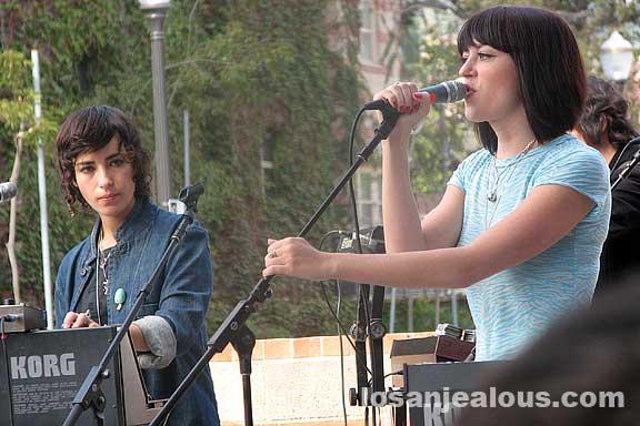 Ladytron @ UCLA, 11/2/06