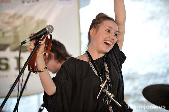 SXSW '08: Lykke Li