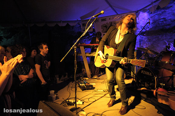 SXSW '08: Martha Wainwright