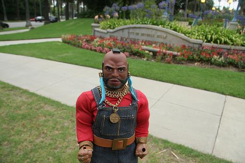 Mr. T Visitor Guide: The George Michael Bathroom