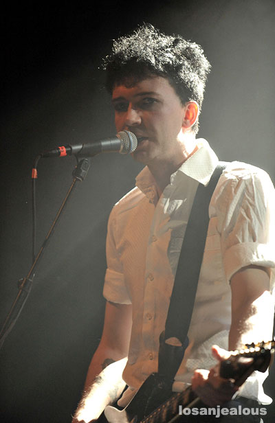 The Raveonettes Live in Los Angeles, El Rey Theater, March 4, 2008