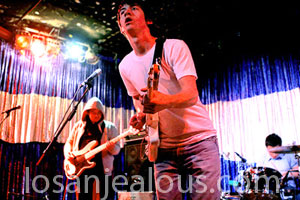 Arctic Monkeys @ Spaceland Pics