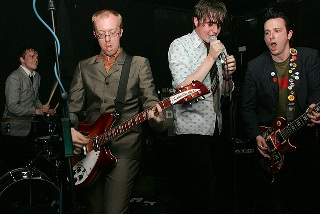 New on the LJ Concert Calendar: Art Brut