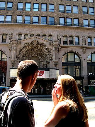 Photo Op: Broadway Sun, Santeria