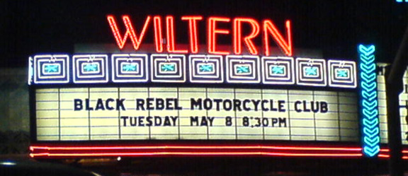 Black on Black: Angels vs Rebels @ The Wiltern, 8 May 2007