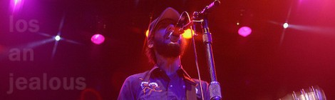 Band of Horses, Simon Dawes, Stoned Dude @ Avalon: The Losanjealous Review