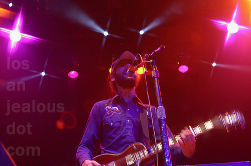 Band of Horses, Simon Dawes, Stoned Dude @ Avalon: The Losanjealous Review