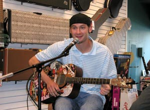 Off-Pitch Pitcher Pitches New CD