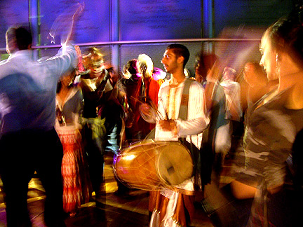Photo Op: Maghrebi Drummer