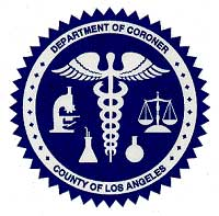 Top 10 Things I Learned Browsing the L.A. County Coroner Web Site