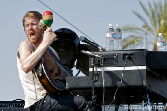 Coachella 2008: Cold War Kids & Kate Nash, Saturday