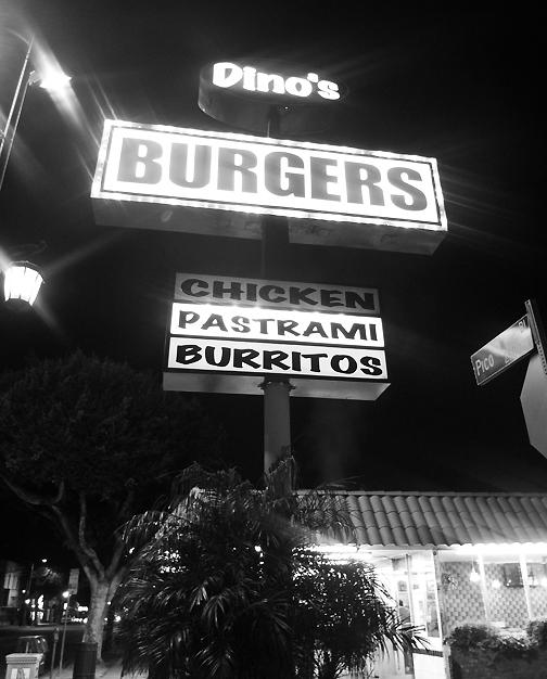 Under $10 – Dino's Burgers