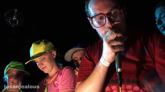 Girl Talk & Dan Deacon @ Echoplex, 9/28/07