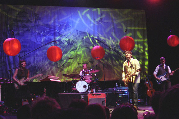 The Decemberists at the Wiltern, 10/21/06
