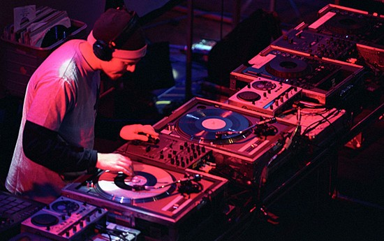 Make us a Mixtape, Win DJ Shadow Tickets