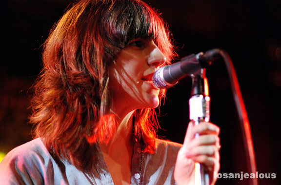 The Fiery Furnaces @ the Troubadour — October 22, 2007