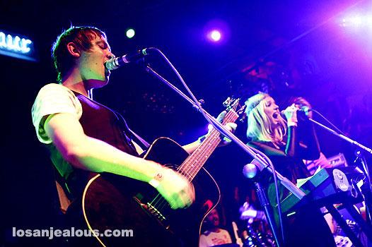 Fields & Dears, Troubadour, 10-4-06