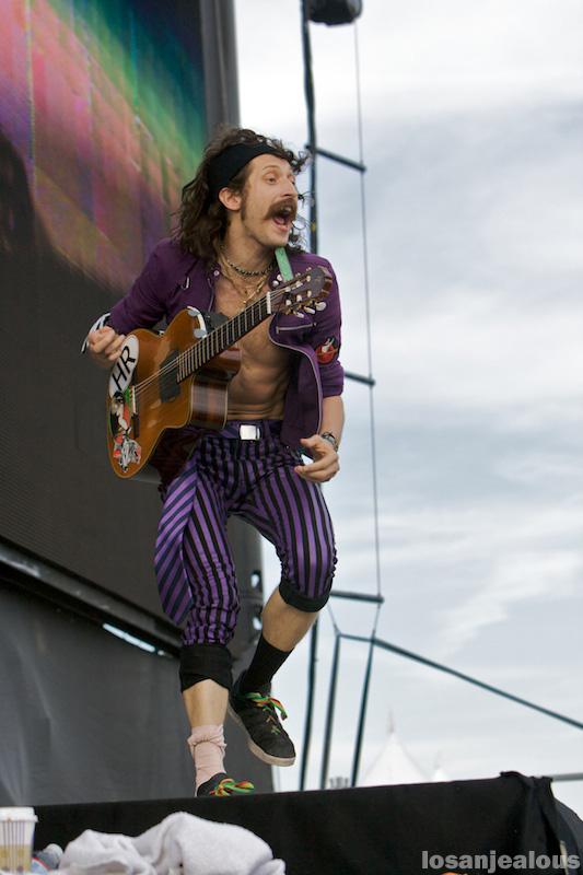 Coachella 2008: Gogol Bordello & My Morning Jacket, Main Stage, Sunday