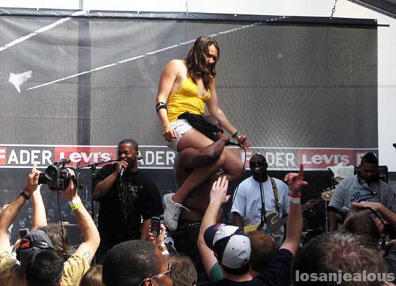 SXSW '08: Hood Headlinaz @ Fader Fort, March 15