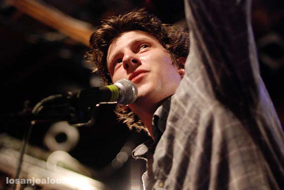 Jamie T @ The Troubadour, September 26, 2007