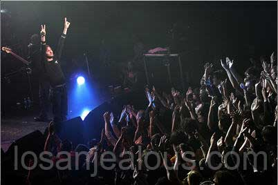 Kasabian @ Henry Fonda Review