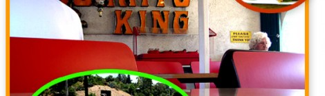 Burrito King Shatters Age Barrier, Stomachs