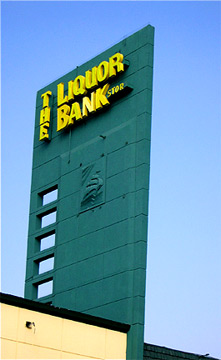 Profile: The Liquor Bank