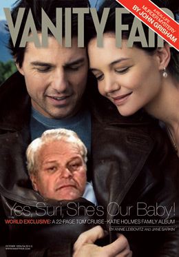"Breaking Losanjealous Exclusive: ""Suri Cruise"" Revealed to be 68-year-old Actor Brian Dennehy"
