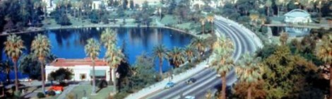 Charles Phoenix's Slide of the Week: MacArthur Park, 1956