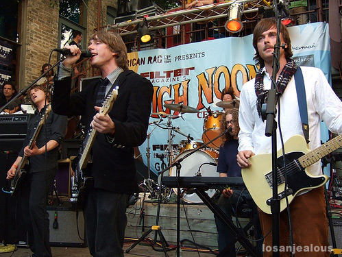 SXSW 2007: Mew @ Cedar Street