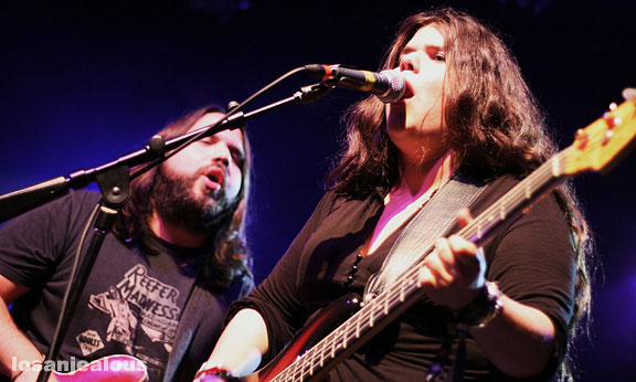 The Magic Numbers @ El Rey, 8/14/07