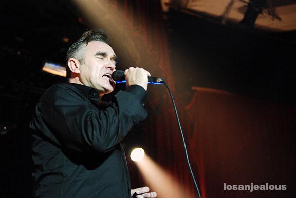 Morrissey @ Palladium, 10/12/07