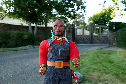 Mr. T Visitor Guide: Neverland Ranch Intervention